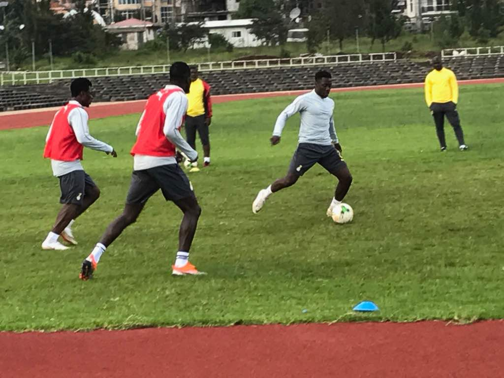 Black Stars at full strength to face Kenya in 2019 AFCON qualifier