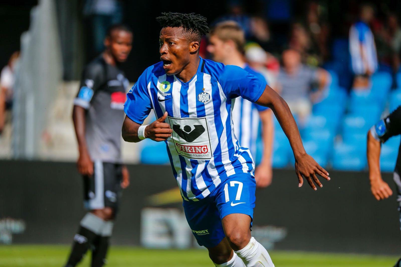 Emmanuel Oti injury return hands Esbjerg fB boost ahead of OB Odense clash