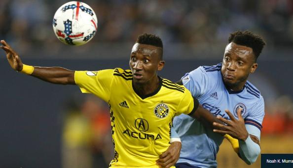 Ghana's Harrison Afful named in MLS Team of the Week