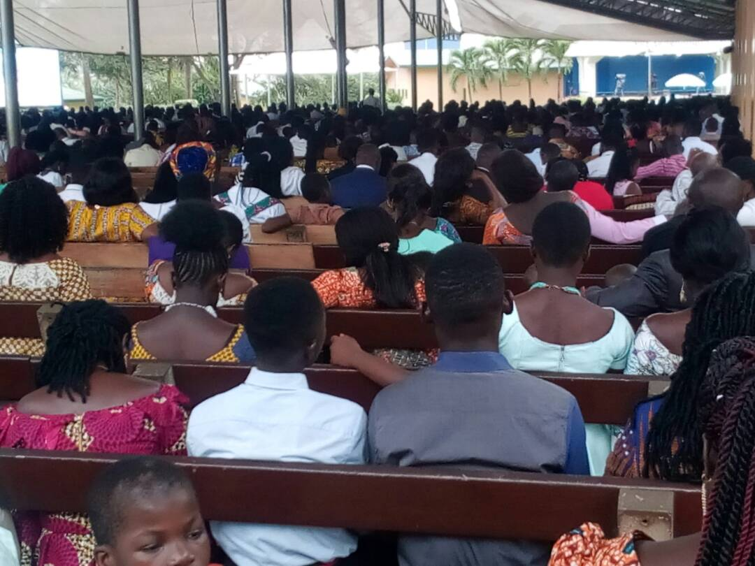 Jehovah's Witnesses Hold Mammoth Convention in Accra