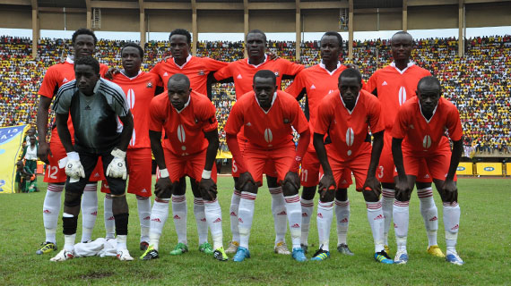 AFCON 2019 Qualifier: Probable Kenya starting XI against Ghana