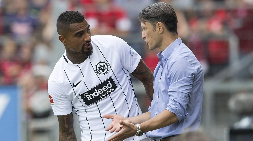 Ghana's Kevin-Prince Boateng opens up on decision behind Eintracht Frankfurt departure