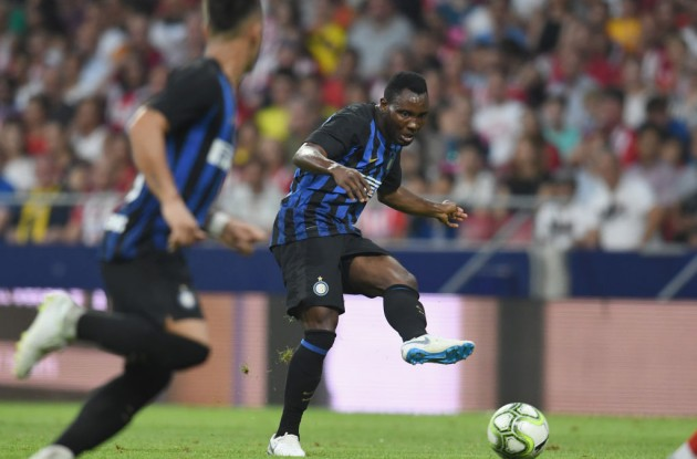 Ghana star Kwadwo Asamoah is highest Serie A earning left-back