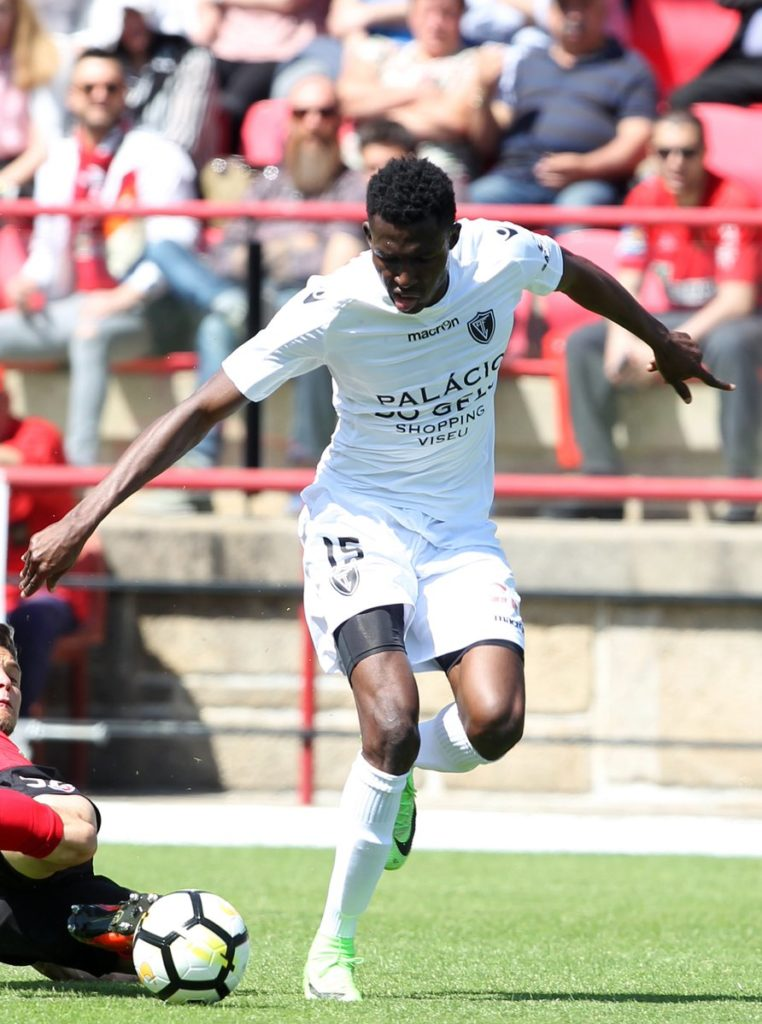 In-form Ghanaian hitman Kwame Nsor scores again for Academica Viseu in Portugal