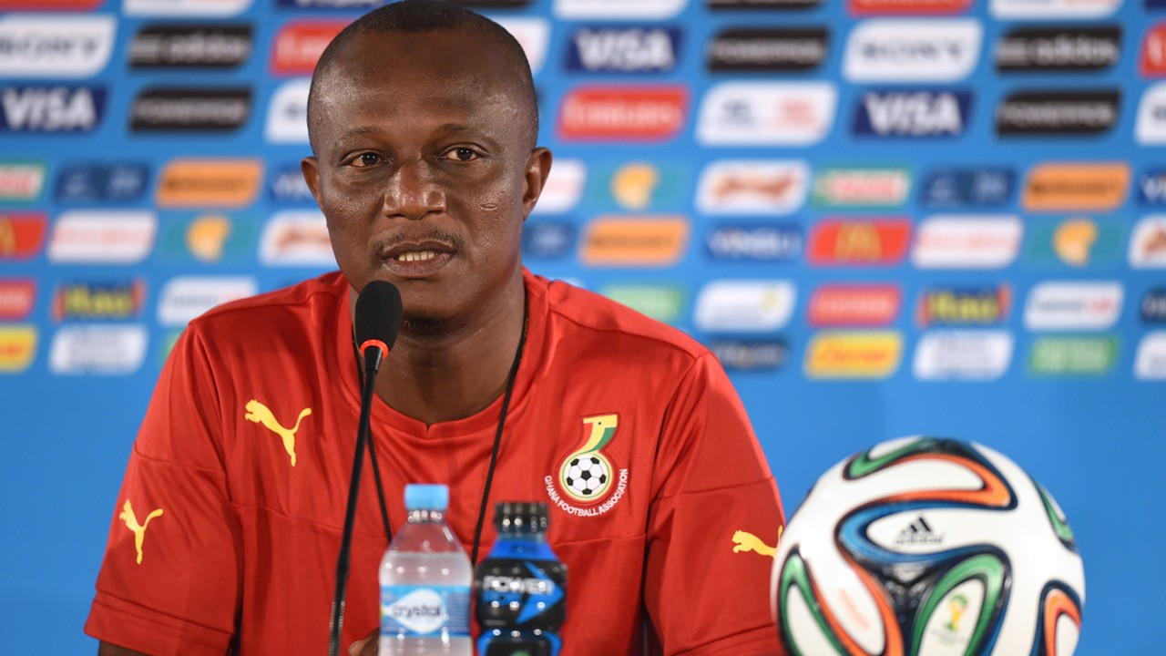 Black Stars coach Kwesi Appiah makes HUGE statement on missing AFCON qualifier absentees