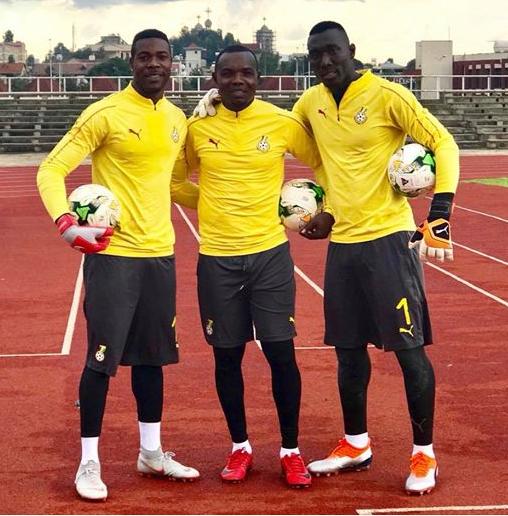 Sochaux goalkeeper Lawrence Ati-Zigi elated with latest Ghana call-up