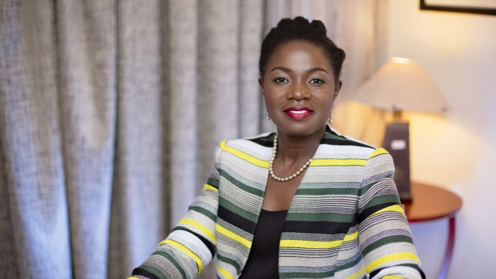 Ten rich background of FIFA/CAF Normalisation committee member Lucy Quist