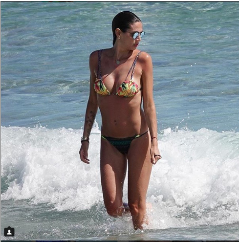Kevin-Prince Boateng's wife takes aim at Cristiano Ronaldo