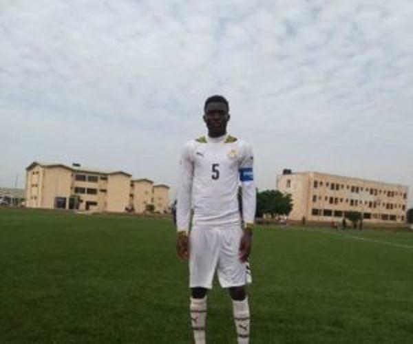 WAFU U-17: Black Starlets deputy captain Nathaniel Adjei upbeat ahead of Ivory Coast clash