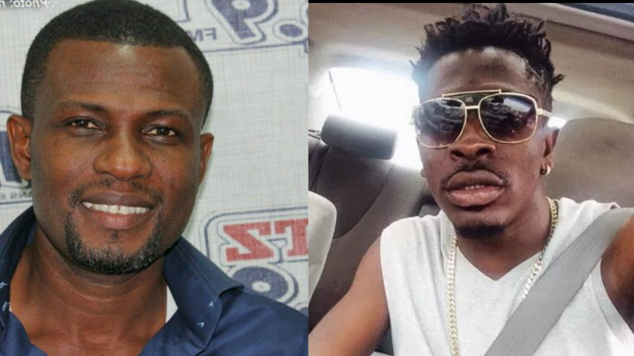 Shatta Wale goes wild on Mark Okraku Mantey after interview cancellation