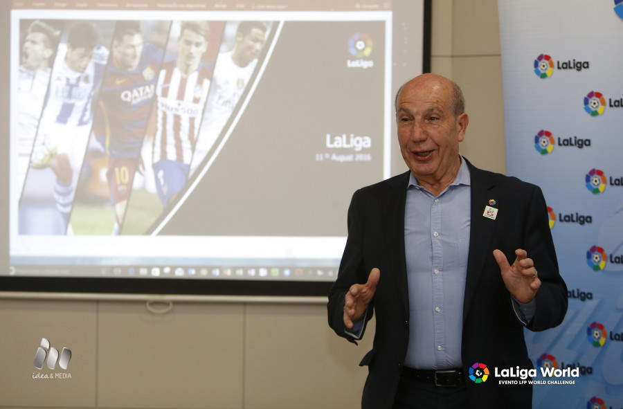 Spanish La Liga top brass reiterates desire to offer free consultancy service to Ghana