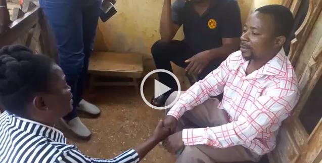 VIDEO: Man vindicated after 18 years of slander