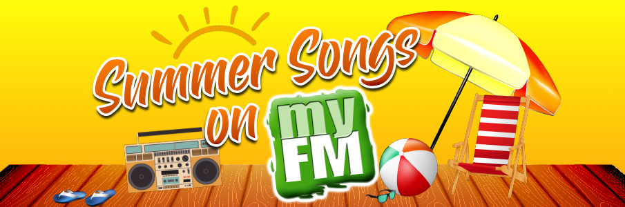 Feature: http://www.miltonnow.ca/summer-songs-on-myfm/