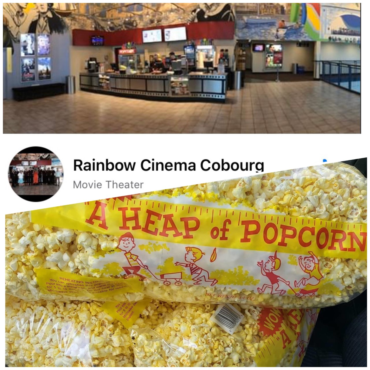 Covid 19 Rainbow Cinema Re Opens To