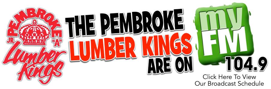 Feature: https://www.pembroketoday.ca/pembroke-lumber-kings-junior-a-hockey-on-myfm/