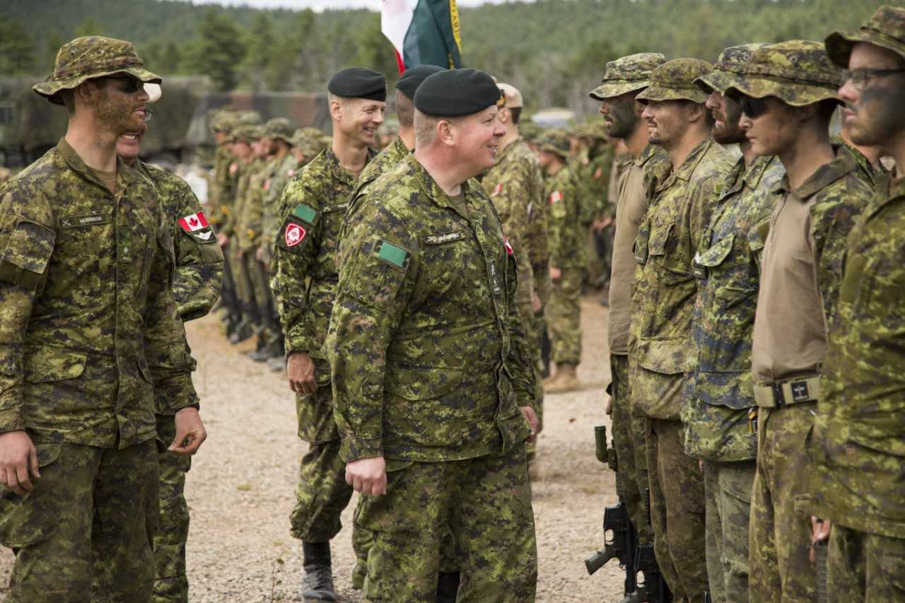 Ontario And Quebec Request Military Assistance To Fight Covid 19