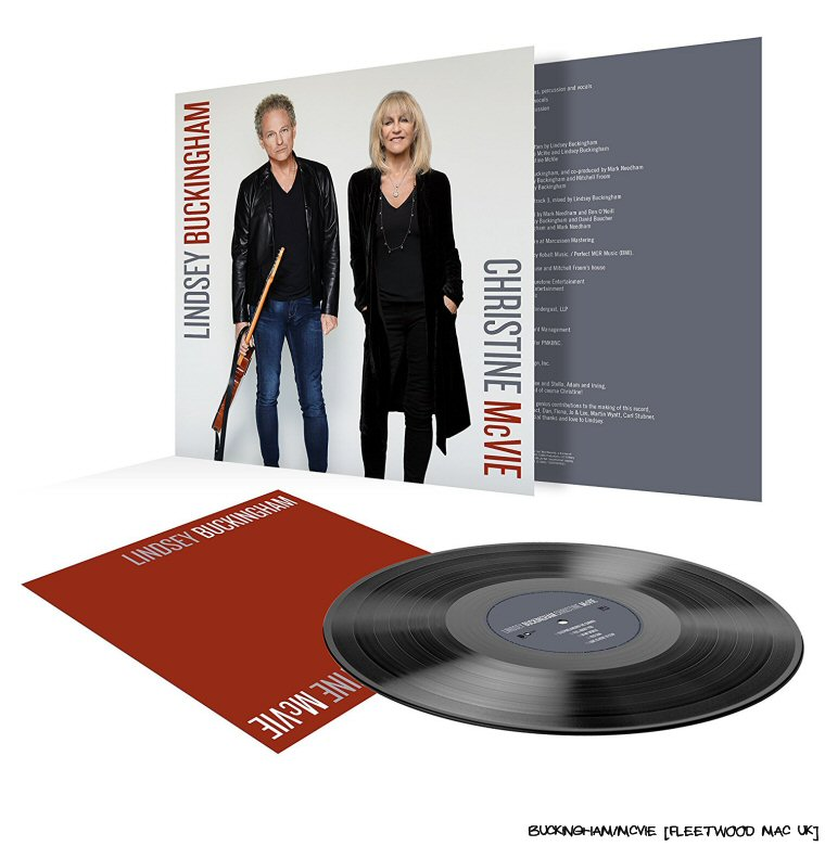 Behind The Scenes With Christine McVie And Lindsey Buckingham