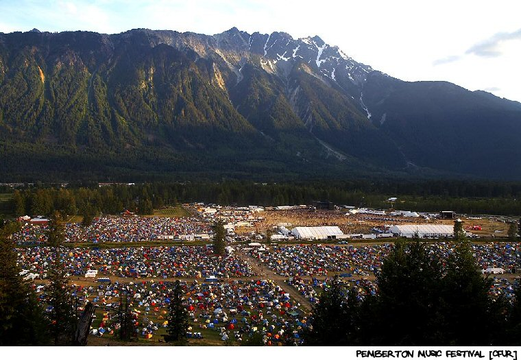 Pemberton Music Festival: Cancelled