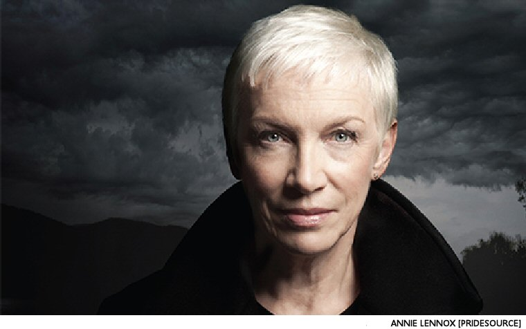 Annie Lennox: Headed For Greatness, If She Could Just Break Into The Music Business Somehow