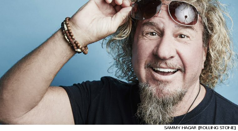 Sammy Hagar:  A Reunion With Those Guys To Whom I Haven't Spoken For A Long Time Is Inevitable