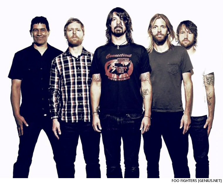"""Dave Grohl:  """"The Biggest Pop Star In The World"""" Is A Guest On The New Foo Fighters Album"""