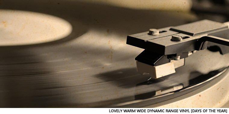 Sony Resuscitates The Large Round Polyvinyl Chloride Audio Reproduction Format; LP Vs. CD Debaters Gird Their Loins