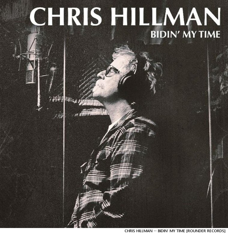 Byrds Aficionado Tom Petty Produces Byrds' Chris Hillman's Tom Petty Cover Because Why Wouldn't He