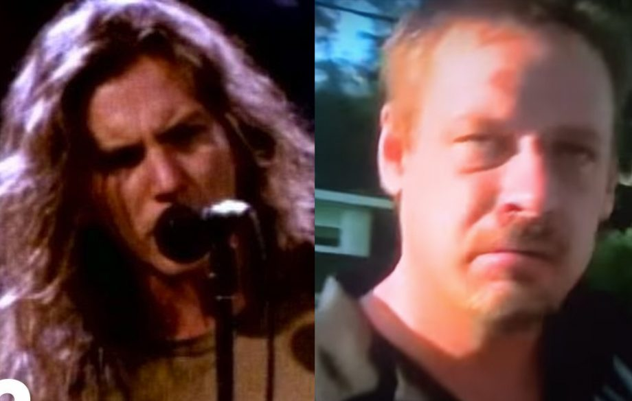 Pearl Jam Fan Busts Out in Song During Arrest