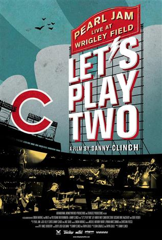 special movie screening, 'Pearl Jam: Let's Play Two'