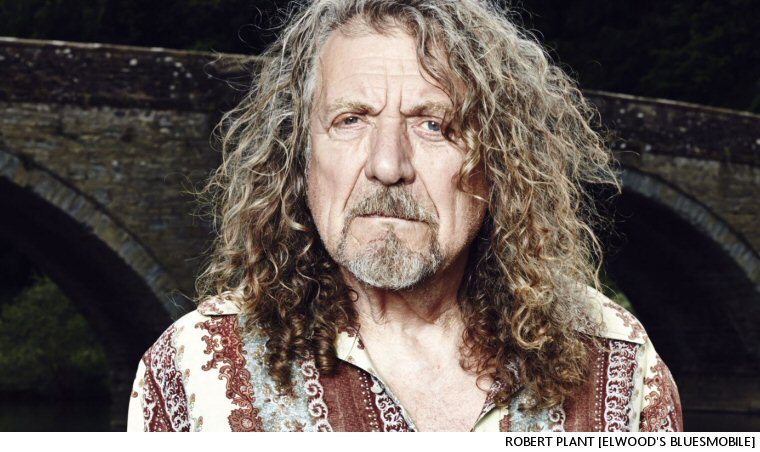Robert Plant Hatches Plot For North American Tour, Does A Tune With Chrissie Hynde