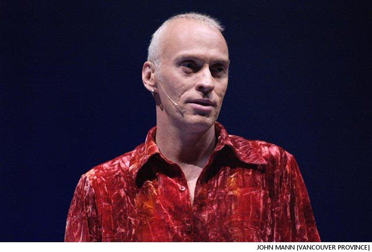 John Mann:  Spirit Unforgettable Comes To Cinecenta