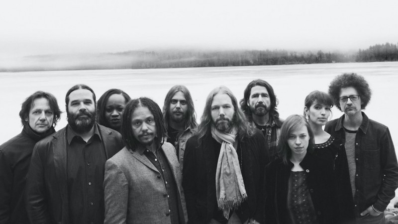 Ex-Black Crowes Rich Robinson, Marc Ford project: The Magpie Salute