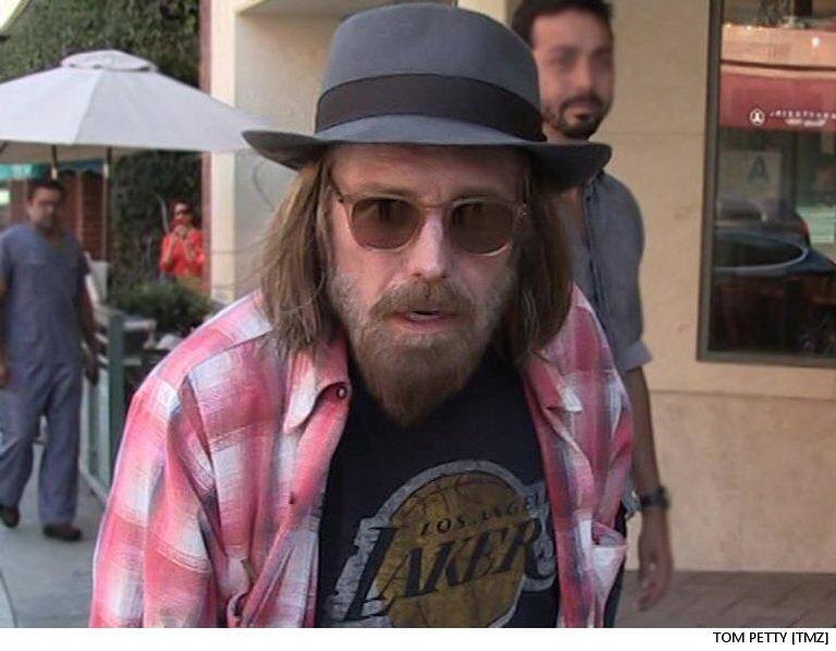 Tom Petty Found Unconscious In Full Cardiac Arrest, Unresponsive