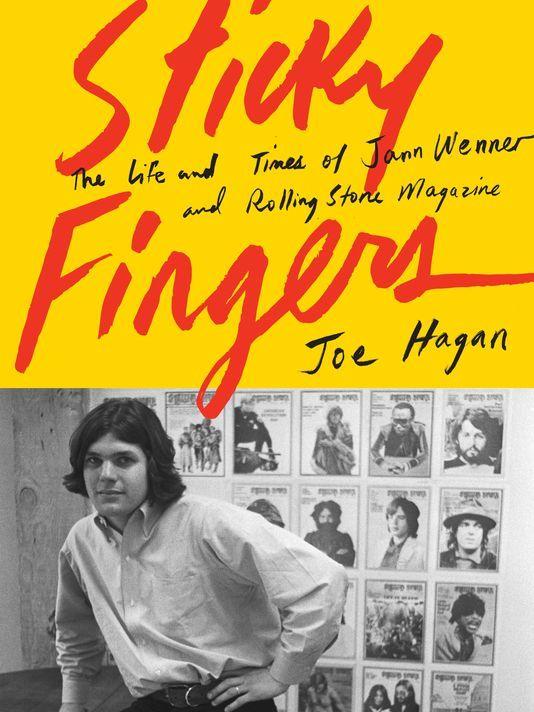 new bio on Jann Wenner, Rolling Stone magazine founder