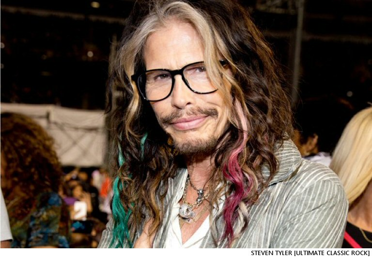Steven Tyler Updates Us On His Health Situation