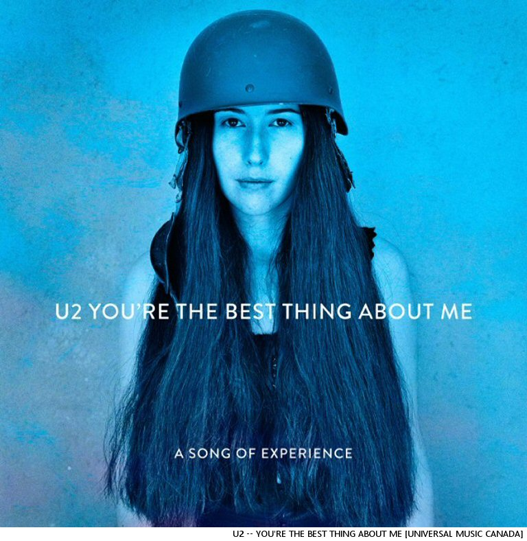 U2's Unplugged-ish Version Of You're The Best Thing About Me