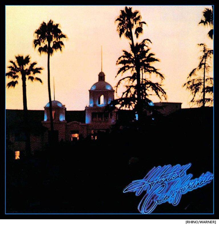 Eagles Prep 40th Anniversary Rerelease Of Hotel California