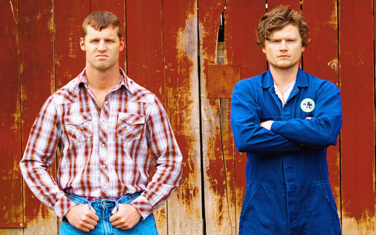 Win Letterkenny LIVE! tickets: record yourself with 'Open Mic'