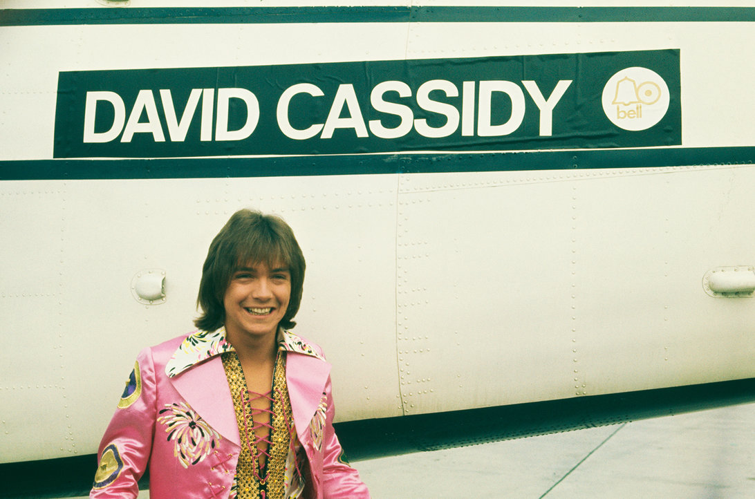 5 things you (probably) didn't know about David Cassidy