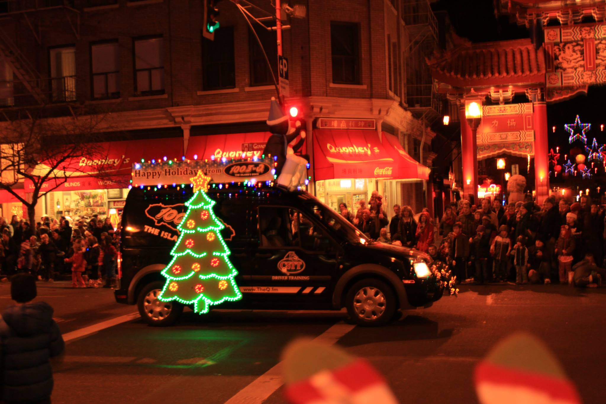 Christmas Parades/Light Ups 2017!