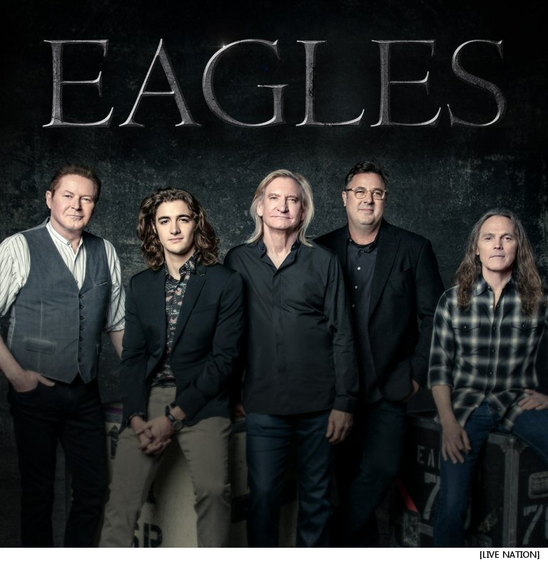 Eagles Will Embark On North American Tour, Including Vancouver, In March