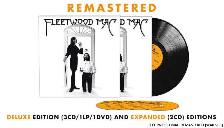 Fleetwood Mac Prep Self Titled 1975 Album Reissue, Plan World Tour For Next Year