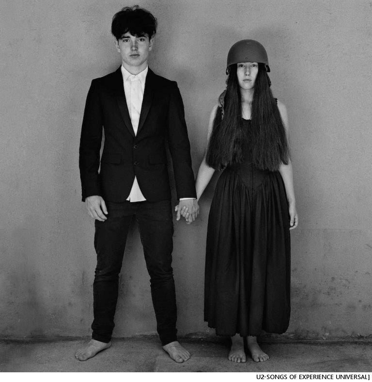 U2 Release More Music And Album Art From Songs Of Experience