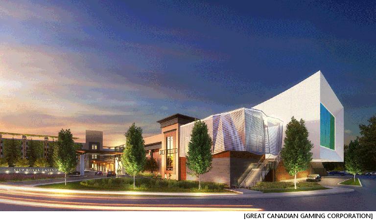Potential Gig Alert: View Royal Casino Embiggening