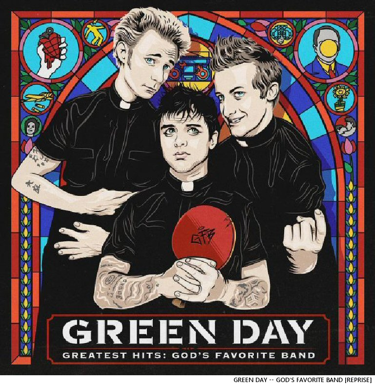 Green Day Drop New Music, Go Back To The 50s, Throw Shade At The American Dream