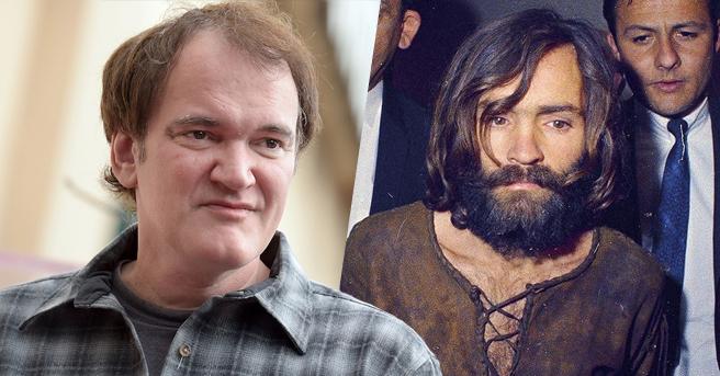 Quentin Tarantino's next film, Charles Manson deathwatch