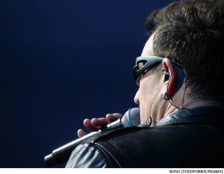 "Bono Will Abandon U2's ""No Golf"" Pledge To Benefit AIDS Charity"