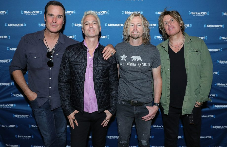 New singer for Stone Temple Pilots. Here's their new song.