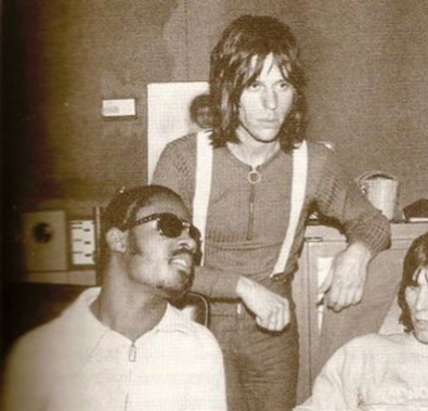 Under The Covers Weekend: 'Superstition,' the No. 1 song Stevie Wonder stole from Jeff Beck