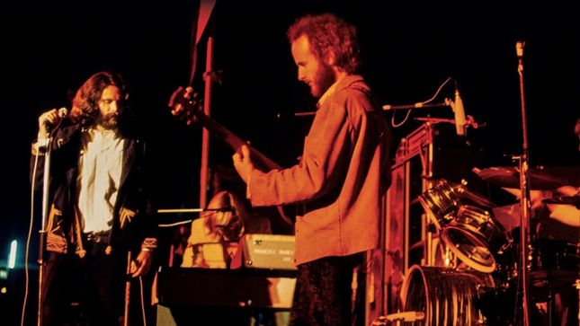 The Doors last filmed gig to be released for first time on CD, DVD
